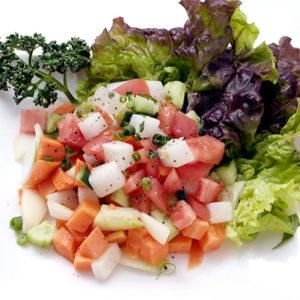 カチュンバル サラダ