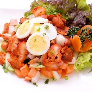 タンドーリ サラダ