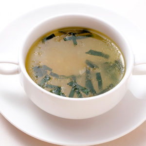 スピニッチ スープ